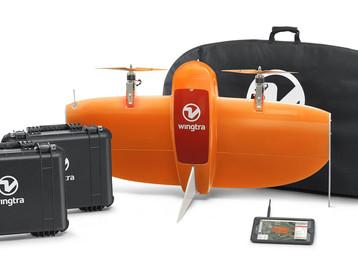 WingtraOne - niezwykły dron