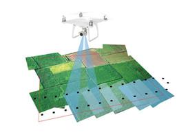 Ortofotomapy z drona