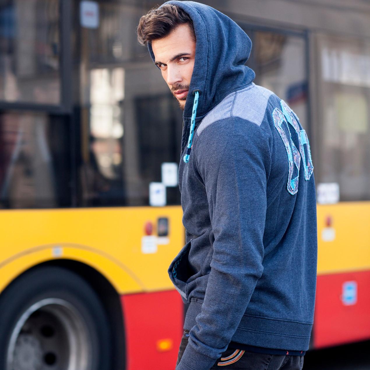 Jakub Kucner dla marki odzieżowej