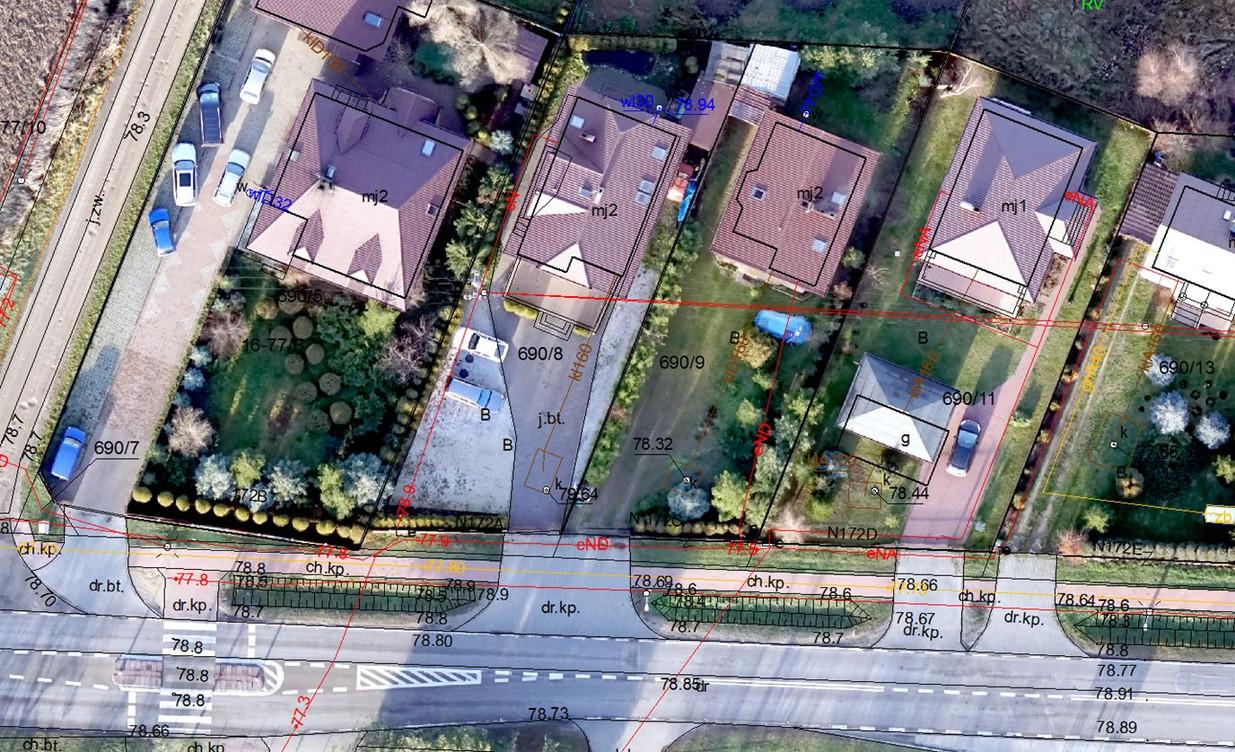 Ortofotomapy z drona Warszawa