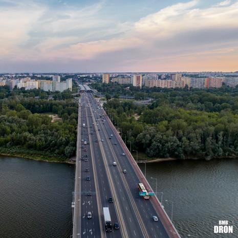 Most z drona