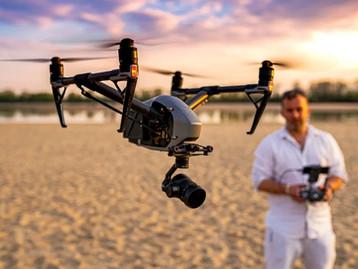 DJI INSPIRE 2 z kamerą X5S specyfikacja triki, porady, ciekawostki