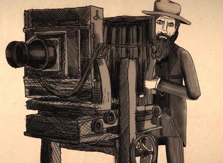Animacje o początkach fotografii