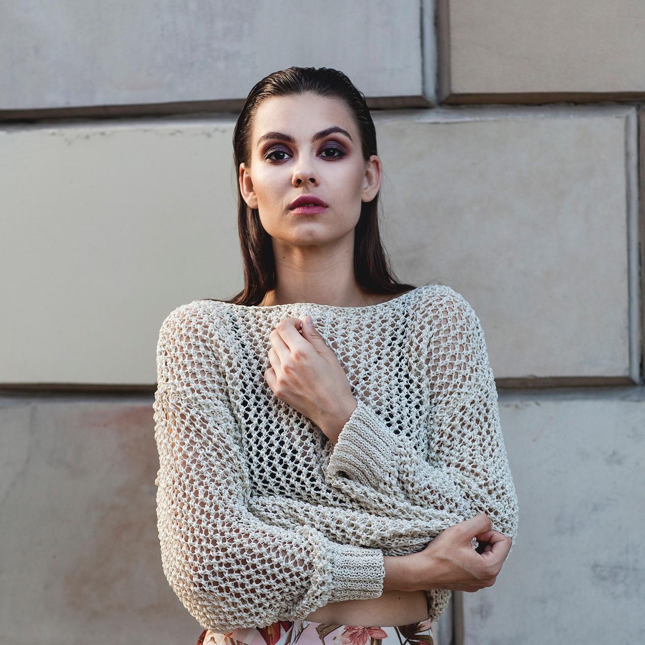 Aktorka Pola Gonciarz