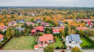 Zdjęcia nieruchomości z drona