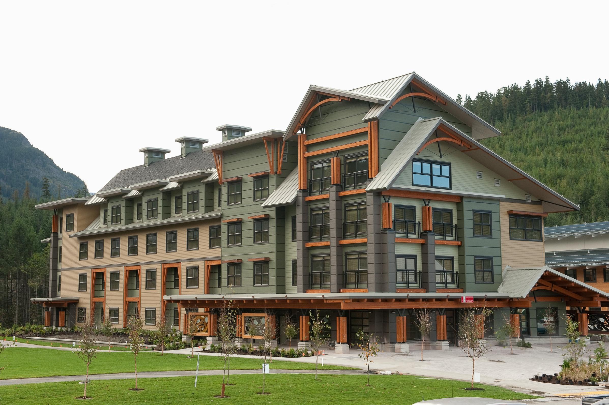 Whistler Athletes Village Lodge