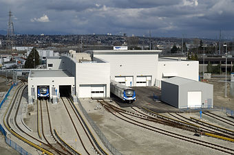 Canada Line Operations & Maintenance Cen