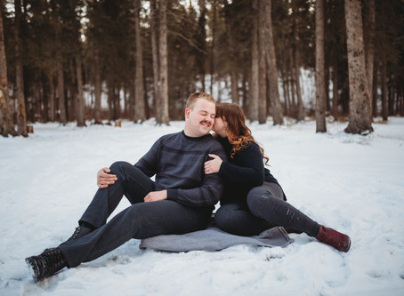 Prince Albert Engagement: Dave + Jess