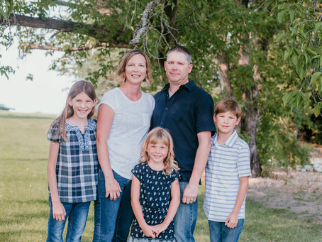 Family Session: Fisher