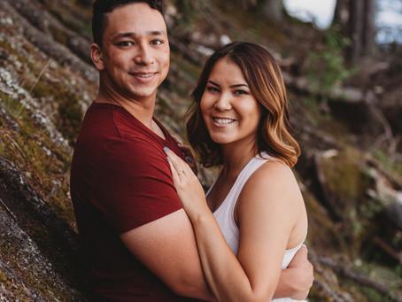 Engagement: Santee and Nathan