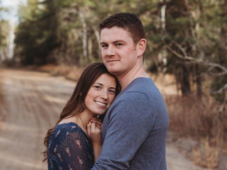 Engagement: Sydney and JJ