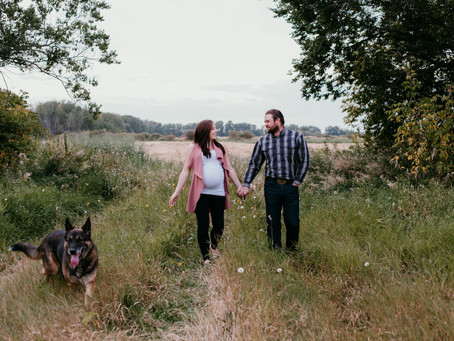 Maternity: Emily and Cooper