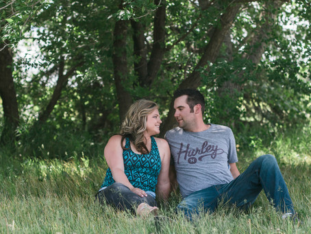 Engagement Session: Melissa and Travis