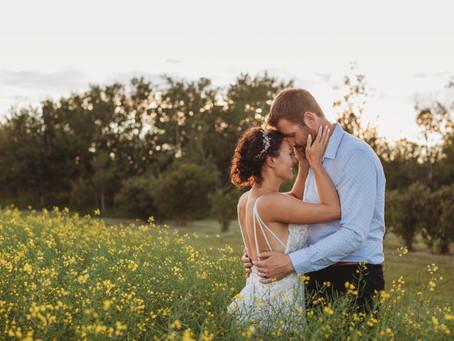 Saskatoon Wedding: Keirra + Justin