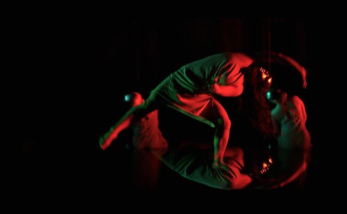LEAD image for the Myths and Dreams tour, digital use only, photo Filipe Alcada, dancer Li