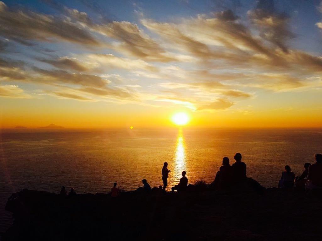 Alternative Sunset