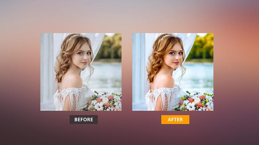 before after bride portrait.webp