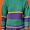 Thumbnail: Acrylic Striped Sweater