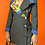 Thumbnail: Abstract Floral Print Blazer/Dress