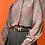 Thumbnail: Paisley Frill Collar Blouse