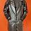 Thumbnail: 80s Paisley Suede Trim Leather Jacket