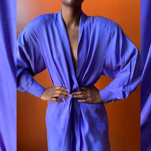 100% Silk Dress