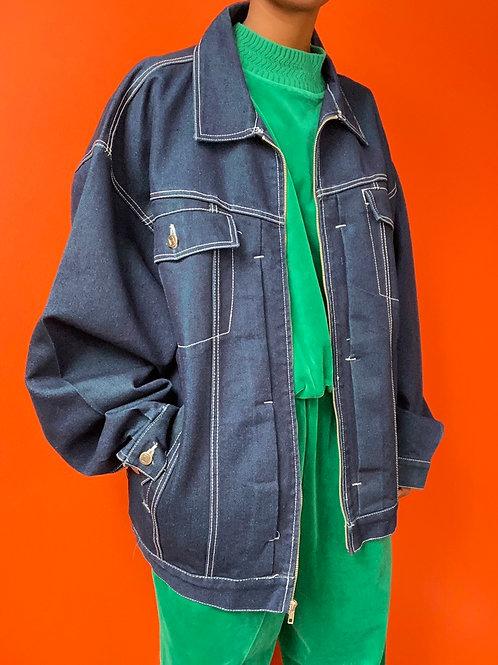FUBU Denim Jacket