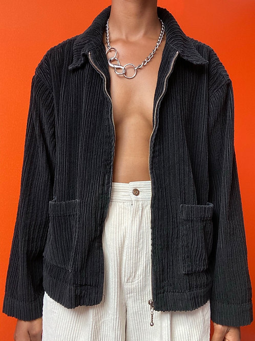 Black Courdory Jacket