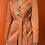 Thumbnail: Orange Belted Blazer