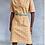 Thumbnail: Houndstooth Plaid Yellow Dress