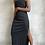 Thumbnail: 90s Black Maxi Dress