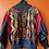 Thumbnail: Nylon Velvet Trim Windbreaker Jacket