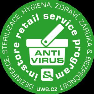 Spouštíme 2. vlnu programu ANTIVIRUS pro retailové řetězce a gastro zařízení