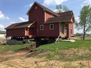 Old Home Gets New Life