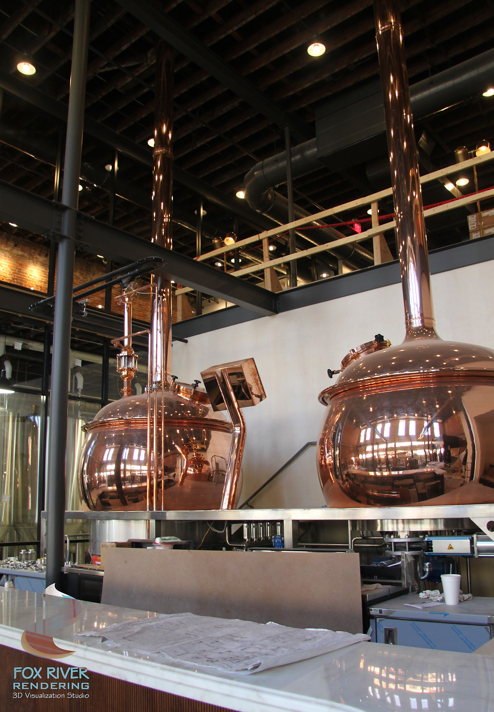 Copper Brewing Kettles