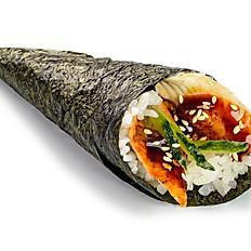Unagi(Eel) Hand roll