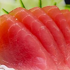 Ahi tuna Sashimi 5pc