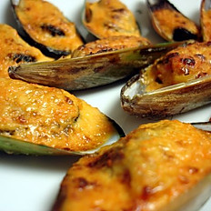 Baked Mussel 5pc
