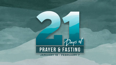 21-DAY FAST