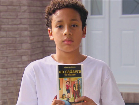 It's not OK': Kid reacts to reading N-word in school book