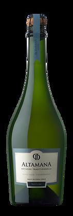 Méthode Traditionnelle Rose Pinot Noir/ Chardonnay