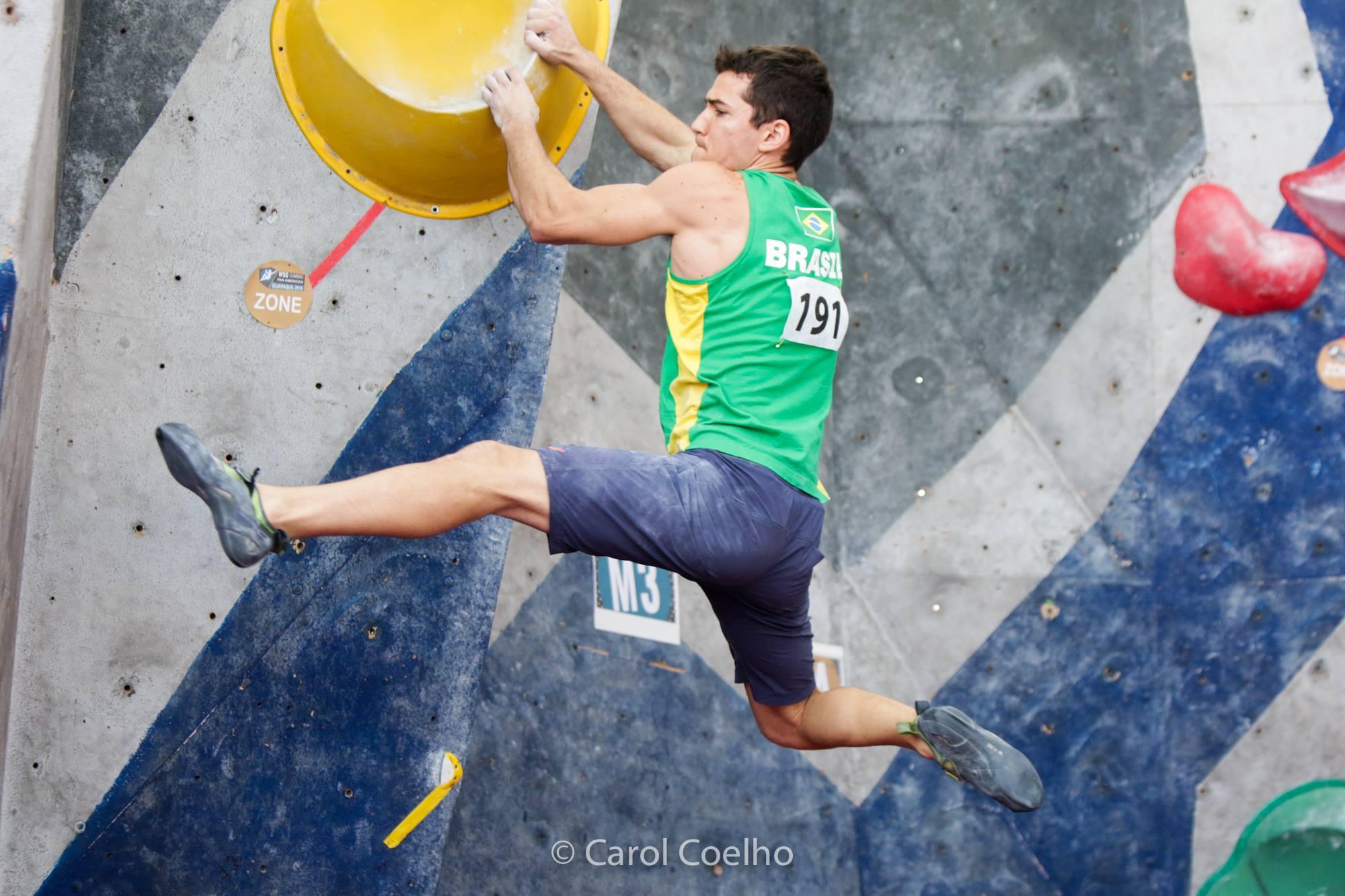 Pan-American 2018 - Final BOULDER