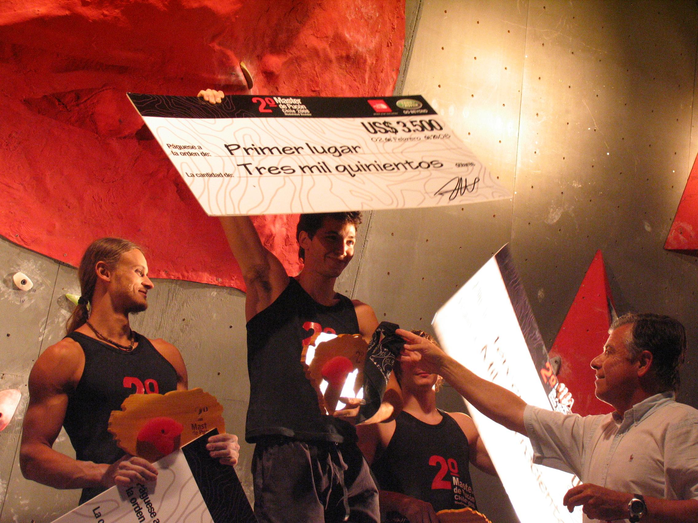 TNF Chile 2008