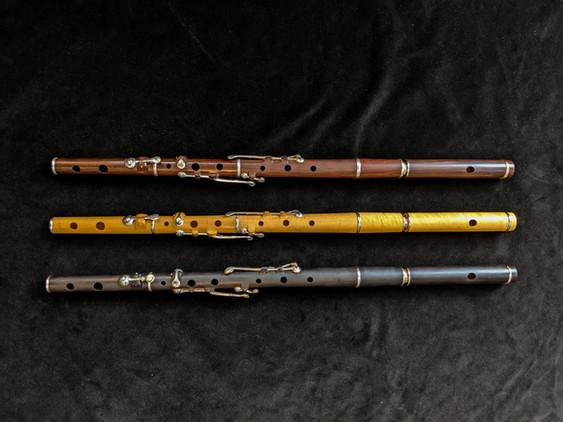 Cocus, Boxwood, & Blackwood