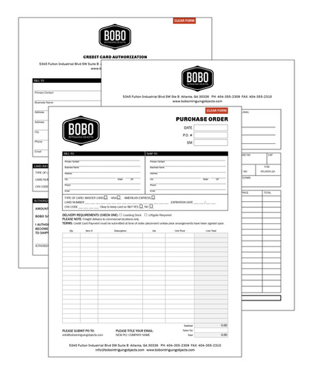 Interactive .pdf forms
