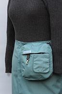 Stormy Skirt Aqua mit Docking Bag