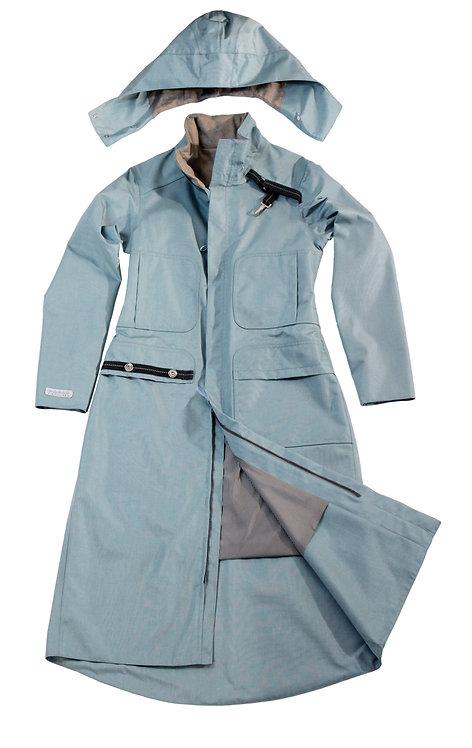 Stormy Coat Aqua