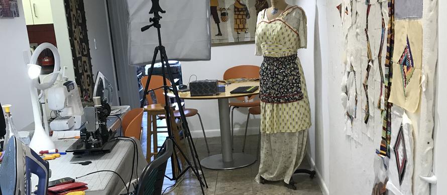 More on my studio
