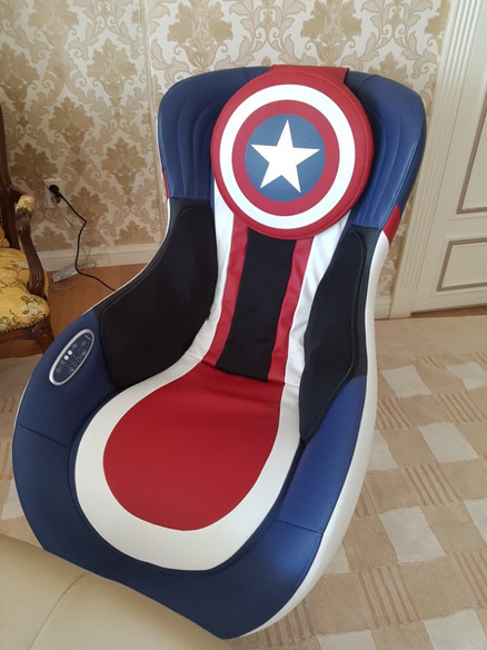 Tremendous Captain America Chaewookie Pdpeps Interior Chair Design Pdpepsorg