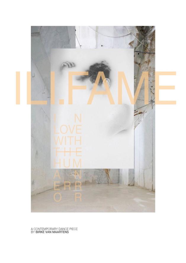 ILI.FAME  A Contemporary Dance Piece by Birke van Maartens /birkevanmaartens.com